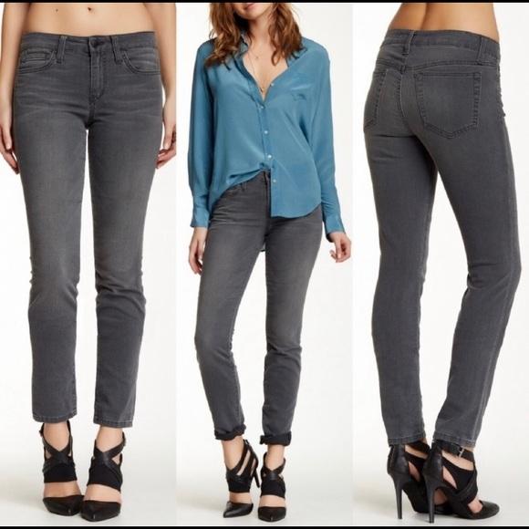 Joe's Bessie grey jeans. Skinny fit. Size 29